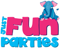 Just Fun Parties – specialists in party entertainment and events in Johannesburg and Pretoria Logo