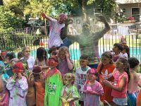 Paint Party - kids party planner Johannesburg
